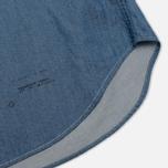 Мужская рубашка Gant Rugger Luxury Indigo фото- 3