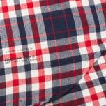 Gant Rugger Winter Twill Classic Men's Shirt Brown photo- 3
