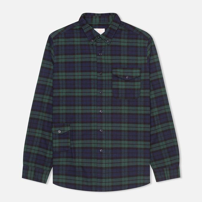 Мужская рубашка Garbstore Fall Blue/Green