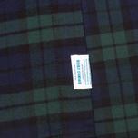 Мужская рубашка Garbstore Fall Blue/Green фото- 2