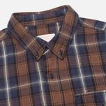 Мужская рубашка Garbstore Fall Brown фото- 1