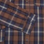 Мужская рубашка Garbstore Fall Brown фото- 2