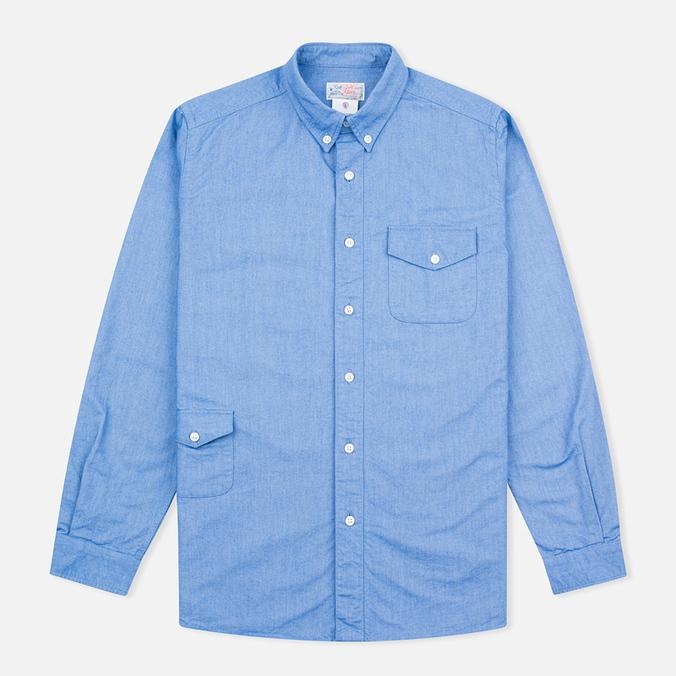 Мужская рубашка Garbstore Fall Navy