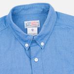 Мужская рубашка Garbstore Fall Navy фото- 1