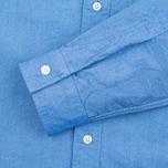 Мужская рубашка Garbstore Fall Navy фото- 4