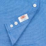 Мужская рубашка Garbstore Fall Navy фото- 5