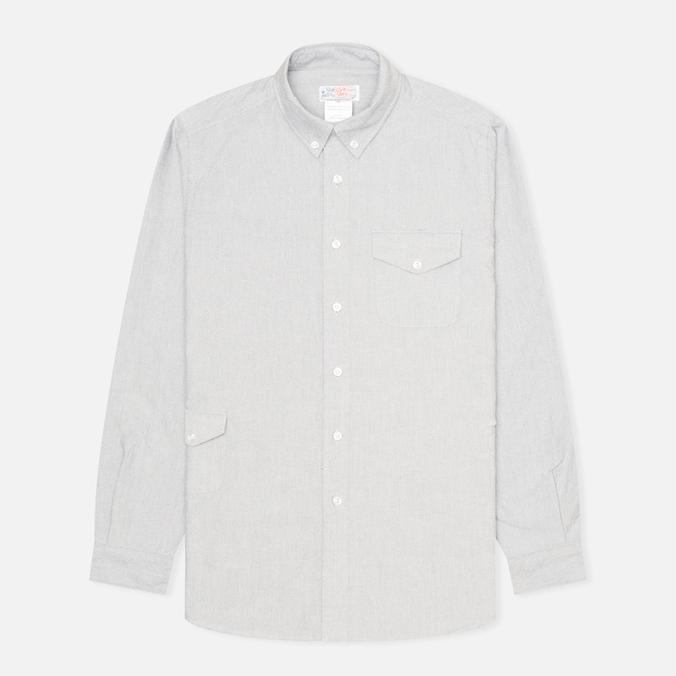 Мужская рубашка Garbstore Fall Light Grey