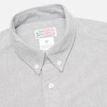 Мужская рубашка Garbstore Fall Light Grey фото- 1