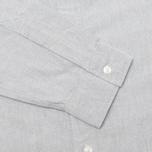 Мужская рубашка Garbstore Fall Light Grey фото- 3