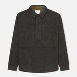 Мужская рубашка Garbstore Pullover Black фото- 0