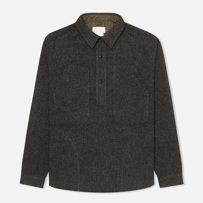Мужская рубашка Garbstore Pullover Black