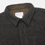Мужская рубашка Garbstore Pullover Black фото- 1