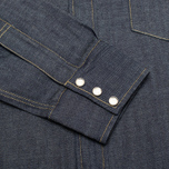 Мужская рубашка Levi's Vintage Clothing 1955 Sawtooth Denim Rigid фото- 4