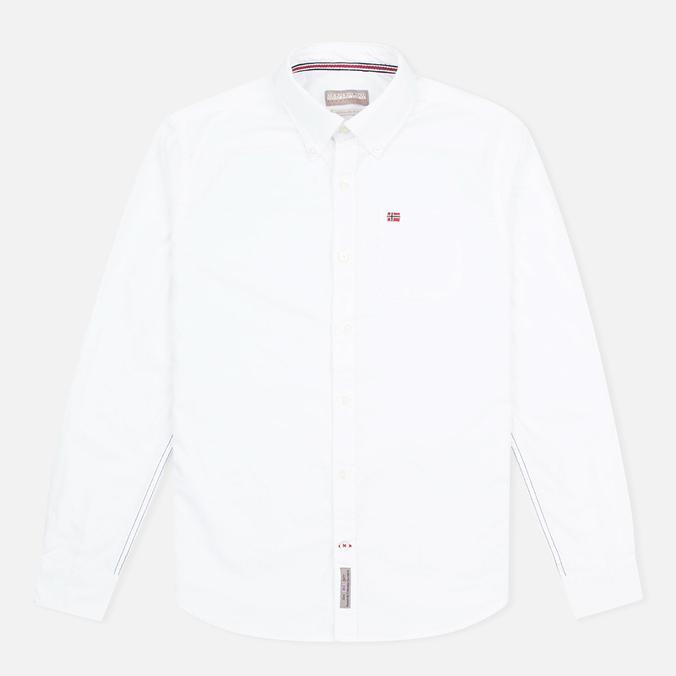 Napapijri Gordon A Men's Shirt White
