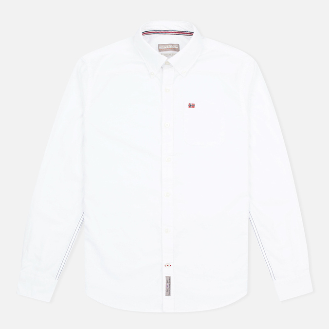 Мужская рубашка Napapijri Gordon A White