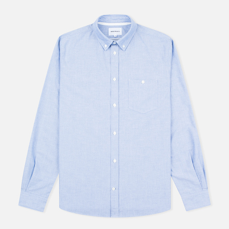 Norse Projects Anton Oxford Men's Shirt Navy