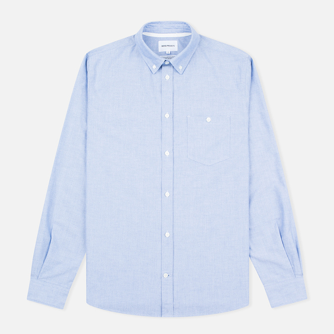 Мужская рубашка Norse Projects Anton Oxford Navy