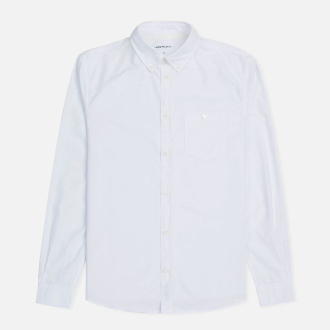 Мужская рубашка Norse Projects Anton Oxford White