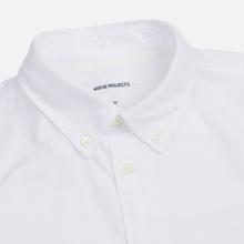 Мужская рубашка Norse Projects Anton Oxford White фото- 1