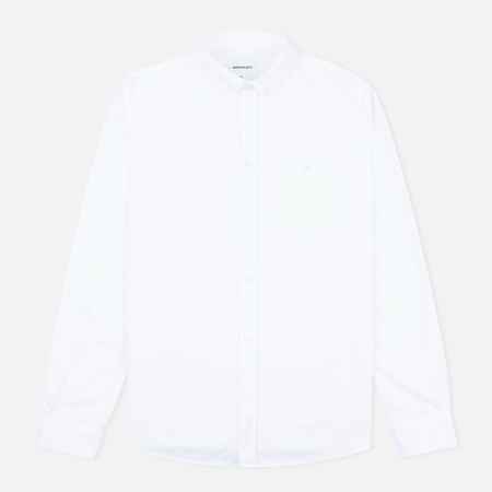 Norse Projects Anton Oxford Men's Shirt White