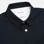Мужская рубашка Norse Projects Villads Dark Navy фото- 1