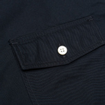 Мужская рубашка Norse Projects Villads Dark Navy фото- 2
