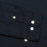 Мужская рубашка Norse Projects Villads Dark Navy фото- 3
