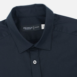 Мужская рубашка Pringle of Scotland Slim Fit Black фото- 1
