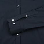 Мужская рубашка Pringle of Scotland Slim Fit Black фото- 3