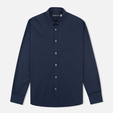 Pringle of Scotland Slim Fit Men's shirt Navy