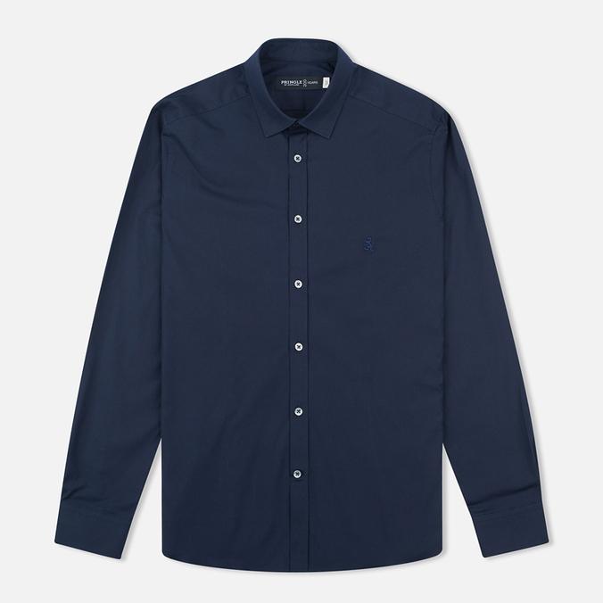 Pringle of Scotland Slim Fit Men's shirt Navy