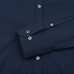 Мужская рубашка Pringle of Scotland Slim Fit Navy фото- 3