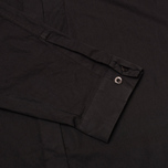 Мужская рубашка Stone Island Shadow Project L/S Black фото- 3