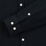 Мужская рубашка Velour Common Flannel Black/Black фото- 2
