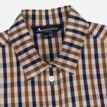 Женская рубашка Aquascutum Bowten Club Check Vicuna фото- 1