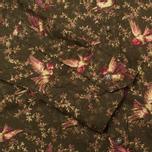 Женская рубашка Barbour Fell Olive Bird Print фото- 3