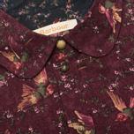 Barbour Fell Women's Shirt Wine Bird Print photo- 2