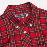 Женская рубашка Fred Perry Laurel Button Down Tartan Red фото- 1