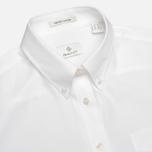 Gant Diamond G The Pinpoint Oxford Women's Shirt White photo- 1