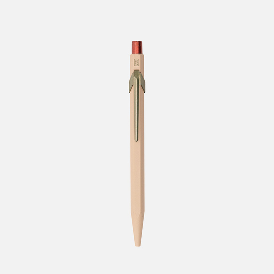 Ручка Caran d'Ache 849 Office Claim Your Style Beige