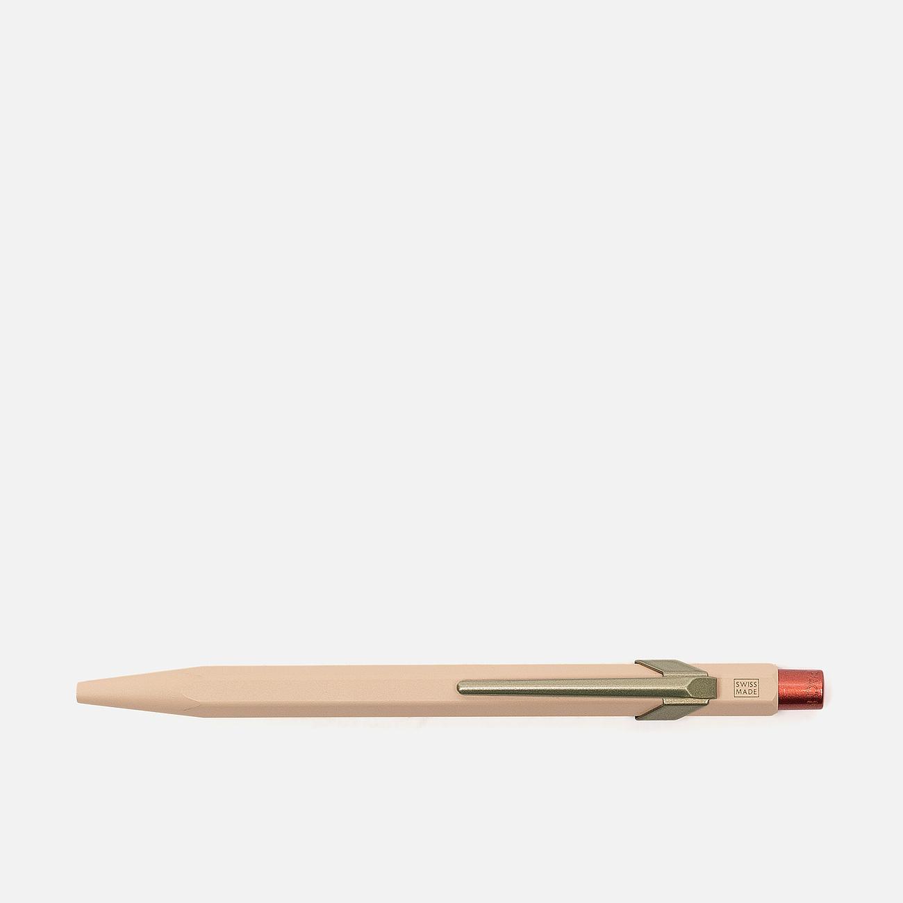 Ручка Caran d'Ache 849 Office Claim Your Style Beige