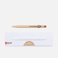 Ручка Caran d'Ache 849 Office Claim Your Style Beige фото- 3