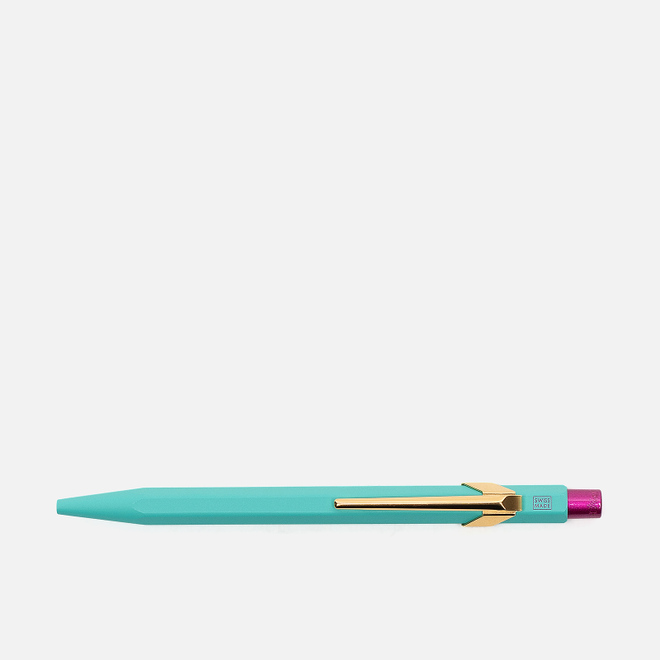 Ручка Caran d'Ache 849 Office Claim Your Style Turquoise