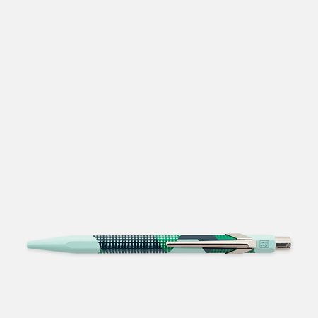 Ручка Caran d'Ache 849 Office Pop Dots Opal Green