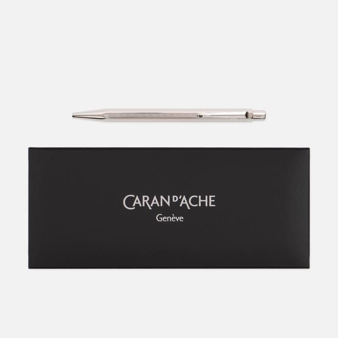 Ручка Caran d'Ache Ecridor Chevron PP 890 Silver