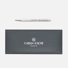 Ручка Caran d'Ache Ecridor Cubrik 890 Silver фото- 0