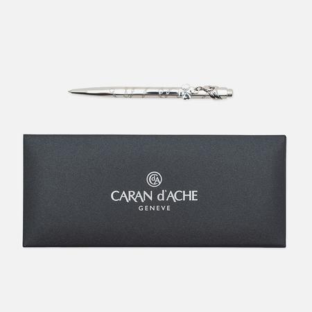Ручка Caran d'Ache Ecridor Mademoiselle Clover 890 Silver