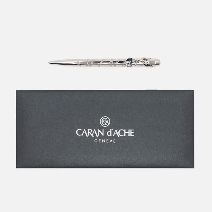Ручка Caran d'Ache Ecridor Mademoiselle Padlock 890 Silver