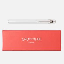 Ручка Caran d'Ache Office 849 Classic Laquer White фото- 3