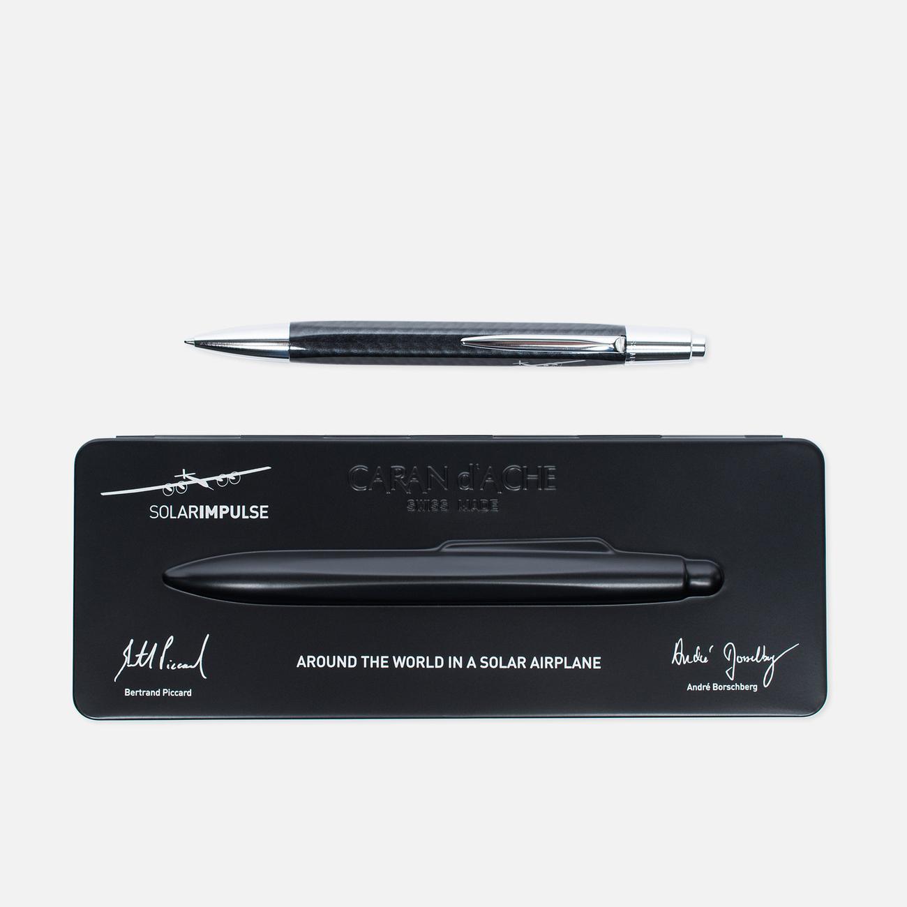 Ручка Caran d'Ache Office Alchemix Solar Impulse Black